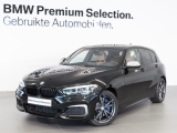 BMW 1 Serie M140i xDrive Edition Shadow High Executive M-Performance uitlaat