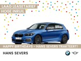 BMW 1 Serie 5-deurs M140i xDrive Special Edition Shadow High Executive