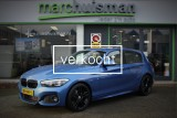 BMW 1 Serie 118i Edition M Sport Shadow High Executive (automaat) / M-PAKKET / SCH.DAK / LED