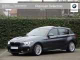 BMW 1 Serie 118i 5-deurs | High Exe | M-Sport Shadow | Schuif-/Kanteldak | Audio + Parking P
