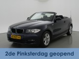 BMW 1 Serie Cabrio 118i 143 PK AUT. HIGH EXECUTIVE + STOELVERWARMING / CRUISE / CLIMATE CONT
