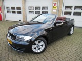 BMW 1 Serie Cabrio 118i High Executive NL auto Leder, ECC, Cruise, PDC