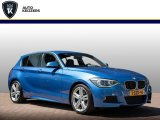 BMW 1 Serie 125i High Executive M Pakket sport Sportstoelen Memory Leer Navi Cruise LED Clim