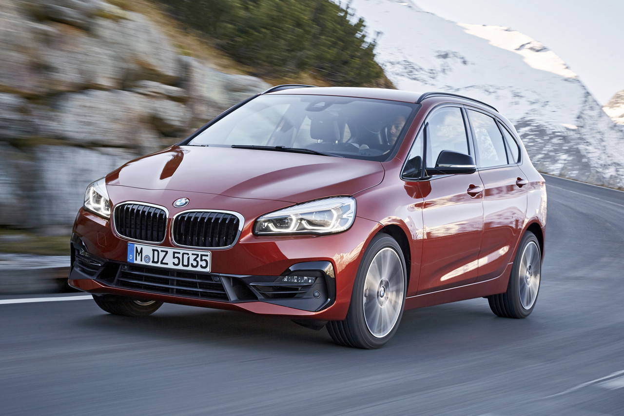 BMW 2 Serie Active Tourer 218d 110kW