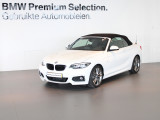 BMW 2 Serie Cabrio 220i High Executive, M-Sport,