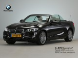 BMW 2 Serie Cabrio 218i Luxury Line High Executive