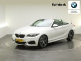 BMW 2 Serie Cabrio 218i High Executive Edition