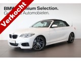 BMW 2 Serie Cabrio 218i High Executive M-Sport