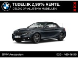 BMW 2 Serie Cabrio 220i M-Sport High Executive