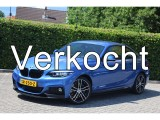 BMW 2 Serie Coupé 220i High Executive | M-Performance Pack | Carbon