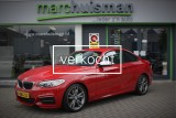 BMW 2 Serie Coupé M235i High Executive (automaat) / NL AUTO / HARMAN KARDON / ADAPTIEF M-ONDERSTEL