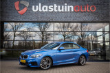 BMW 2 Serie Coupé 218i M-Sport High Executive , Alcantara bekleding, Navigatie,