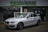 BMW 2 Serie Coupé 220i High Executive (automaat) / SPORT LINE / SCH.DAK / LEDER