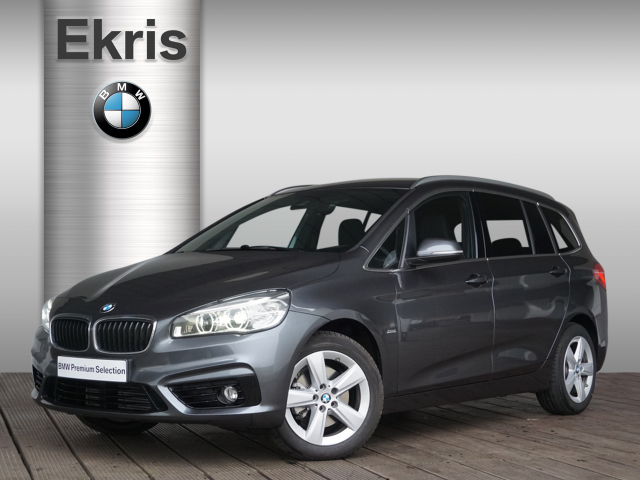 Bmw 2 Serie Gran Tourer 218i Aut Executive Sport Line 7 Persoons
