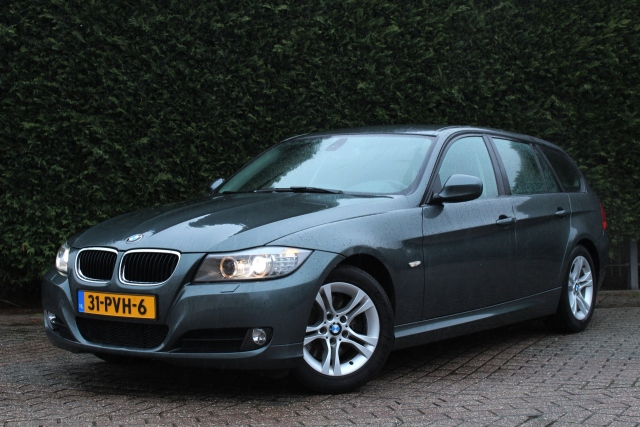 bmw 3 serie touring 320d ede business line xenon verlichting navigatie professional tweedehands autos autokopennl