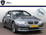 BMW 3 Serie Coupé 320I CORPORATE LEASE MINERALGREY EDITION Navi  Xenon zwarte hemel uniek!