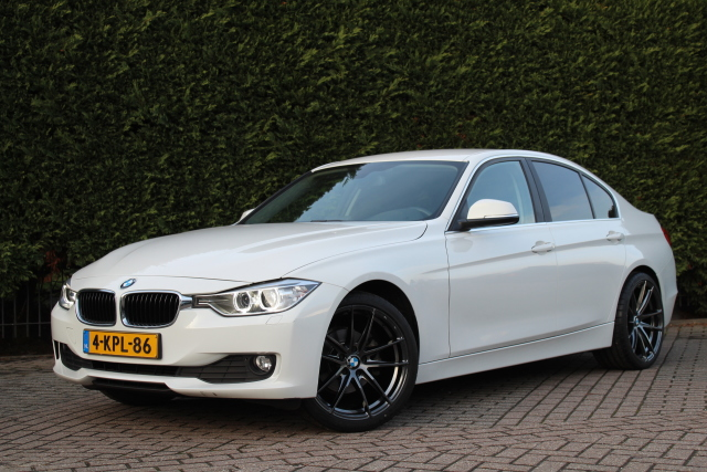 bmw 3 serie 320i efficientdynamics edition business xenon verlichting privacy glas cli tweedehands autos autokopennl
