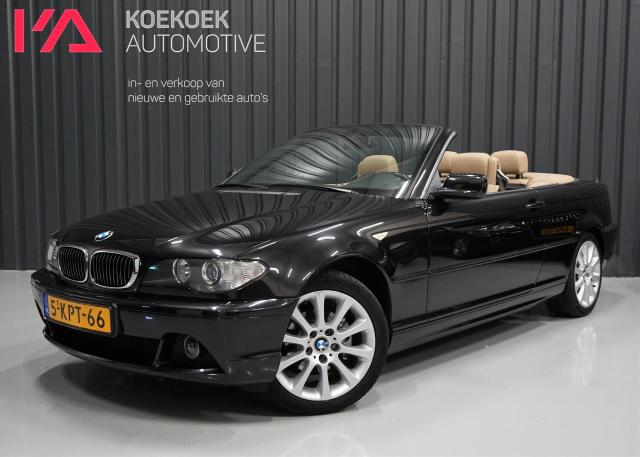 bmw 3 cabrio tweedehands