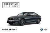 BMW 3 Serie Sedan 320d High Executive Edition Sport Line