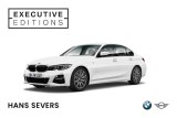 BMW 3 Serie Sedan 320i Executive Edition M Sportpakket