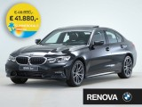 BMW 3 Serie 320d High Executive | Sport Line | Live Cockpit Professional | Leder | Sportstoe