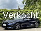 BMW 3 Serie sedan 330d M-Sport | 6-Cil | Co-Pilot | S/k glasdak | Laser | Head-Up | Trekhaak