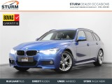 BMW 3 Serie Touring 320i High Executive M Sport | Vol-Leder | Navigatie Full-Map | Stoelverw