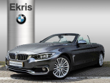 BMW 4 Serie Cabrio 420i Aut. High Executive Luxury Line