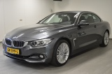 BMW 4 Serie Cabrio 428i High Executive [Lederen bekleding]