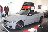 "BMW 4 Serie Cabrio M4 Competition ""Lime Rock Grey"" Special Request"