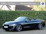 BMW 4 Serie Cabrio 430i | High Exe | Sport Line | Head-Up | HiFi | Air Collar | Stoel + Stuurverwar