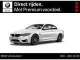 BMW 4 Serie Cabrio Competition M4