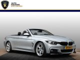 BMW 4 Serie Cabrio M pakket Leer Keyless Camera 420I HIGH EXECUTIVE M pakket Nekverwarming Leer Key