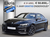 BMW 4 Serie Coupé 420i Coupé Aut. High Executive M Sportpakket - Showmodel Deal