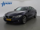 BMW 4 Serie Coupé 420i HIGH EXECUTIVE + LEDER / 19 INCH / SPORTSTOELEN / NAVI PRO / XENON