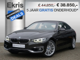 BMW 4 Serie Gran Coupé 418i Aut. Luxury Line - Showmodel Deal