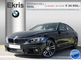 BMW 4 Serie Gran Coupé 418i Aut. High Executive M Sportpakket - Showmodel Deal