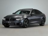BMW 4 Serie Gran Coupé 418i Frozen Dark Grey Edition