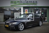 BMW 4 Serie Gran Coupé 418i High Executive (automaat) / M-PAKKET / SCH.DAK / LEDER