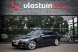 BMW 5 Serie Touring M550XD , 381PK, Carbon zwart, Bi-Xenon, Head-up display, Lane Assist, Le