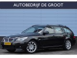 BMW 5 Serie Touring 530XI BUSINESS LINE Automaat, Leer, Xenon, Navi, Standkachel