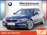 BMW 5 Serie Touring 520i High Executive Navi/ fabrieksgarantie/ lage km/ Luxe .