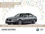 BMW 5 Serie Sedan 520i Corporate Lease Executive M Sportpakket