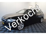 BMW 5 Serie Touring 520d Executive automaat // LEER NAVIGATIE TREKHAAK AIRCO CRUISE PDC