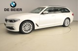 BMW 5 Serie 520I LED / Leder / Navigatie / Comfortzetels / Shadow line / DAB / HiFi speakers