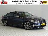 BMW 5 Serie M550I XDRIVE HIGH EXECUTIVE Navigatie Full-Led Bowers&Wilkens TV Trekhaak