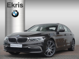 BMW 5 Serie 520i Sedan Aut. High Executive / Luxury Line / lederen dashboard / Head Up Displ