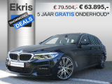 BMW 5 Serie Touring 520i Aut. High Executive M Sportpakket - Showmodel Deal