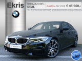 BMW 5 Serie 520i Sedan Aut. High Executive / M Sport / Comfortstoelen / Head-Up-Display