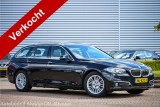 BMW 5 Serie Touring 520i Luxury Edition AUTOMAAT, Leer, Groot Navi, Panoramadak